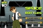 Ben 10 Space Battles game free online