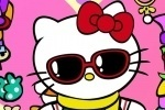 Hello Kitty Cute Dress Up game free online