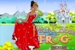 Princess and The Frog Dress Up game free online