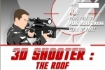 3D Shooter The Roof game free online
