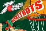 play 7-up Basket Bots game free online