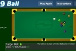 play 9 Ball Pool game free online