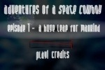 Adventures Of A Space Cowboy 1 - A Huge Leap For Mankind game free online