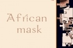 African Mask Puzzle game free online
