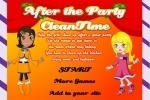 After The Party Clean up game free online