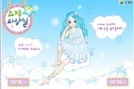 Air Goddess Dress up game free online