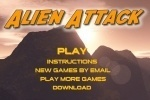 Alien Attack game free online