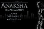 Anaksha Female Assassin game free online