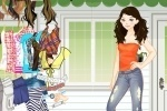 Angelique Dress Up game free online