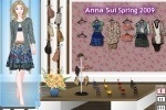 Anna Sui Spring Fashion Show 2009 game free online
