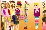 Autumn Girl Dress Up game free online