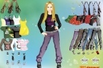 Avril Lavigne Cool Dress-Up game free online