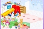Babies Playroom Decoration game free online