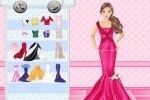 Barbie Queen Dressup Makeover game free online