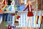 Barbie Dressup On Vacation game free online