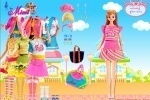 Barbie Mimi Outing Dressup game free online