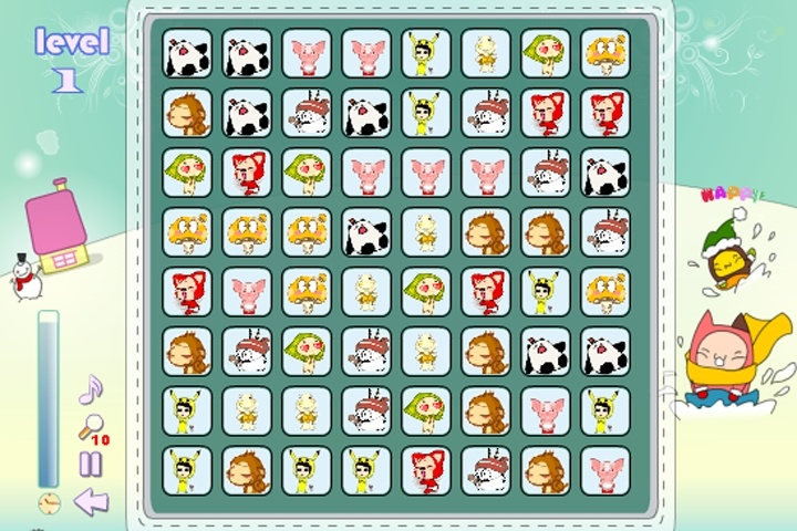 Cute Animal Puzzle Game - Logic games - Games Loon
