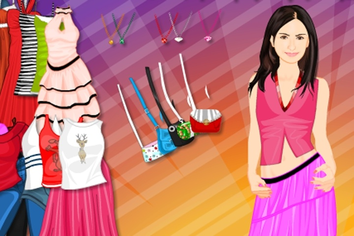 Lovely Penelope Cruz Dress Up Game - Celebrity Dress up
