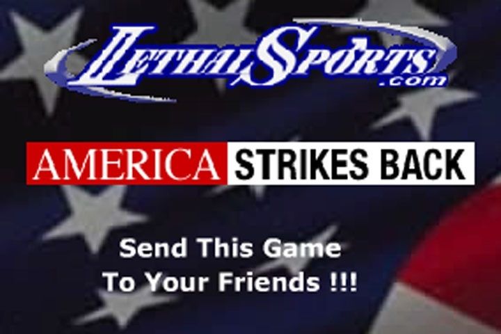 America Strikes Back Game