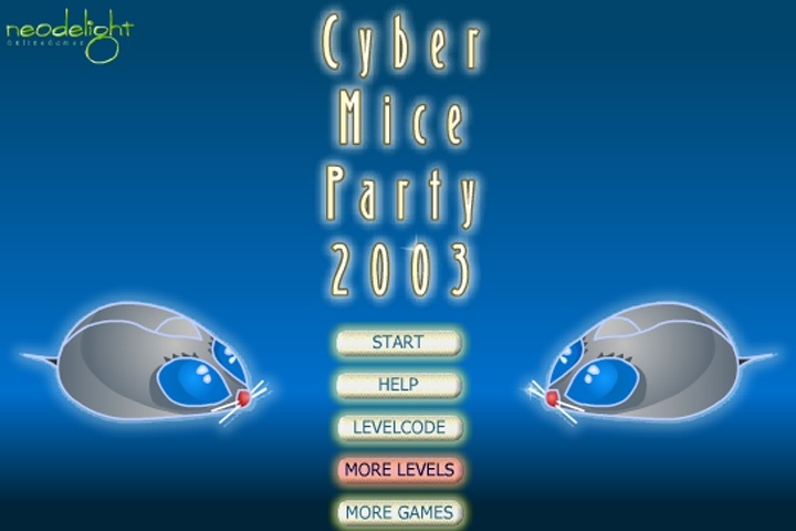 cyber mice party game logic games games loon