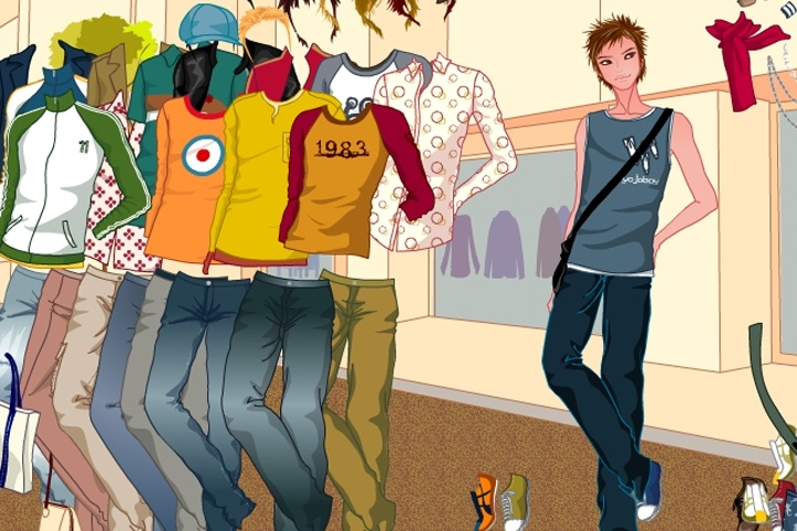dress up games for boys games