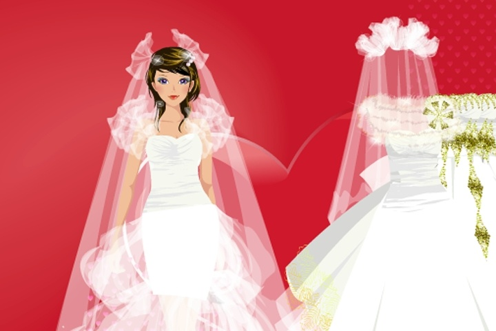 Valentines Day Wedding Dress Up Game Wedding Games Games Loon