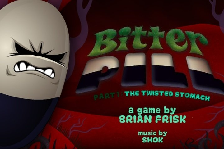 Bitter Pill - Twisted Stomach Game