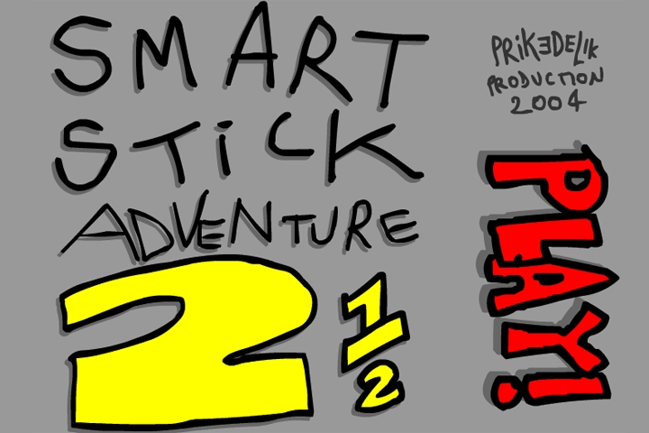 Smart Stick Adventure 2 and a half Game