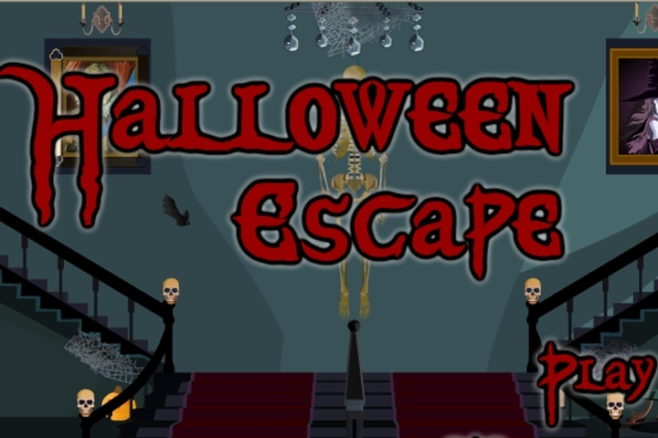 halloween escape game