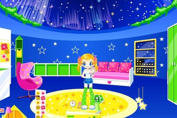 Star Doll Room Decoration Game Decorating Games Games Loon