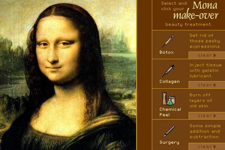 Mona Lisa Game