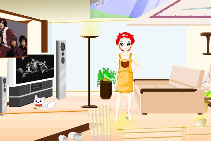 Modern house make over game decorating games games loon for House making games