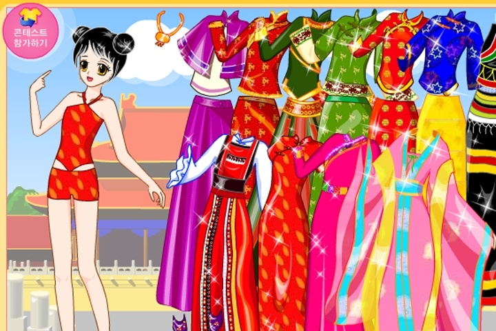 Palace Gown Dress Up Game - Princess Dress up games - Games Loon
