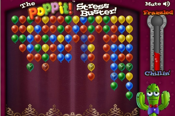 free online games poppit stress buster