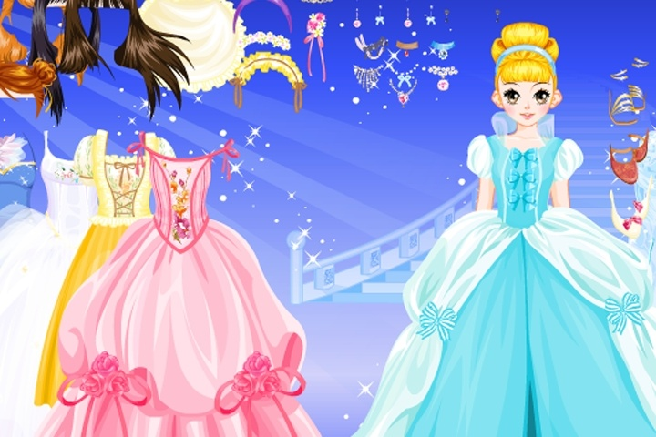 Disney Princess Games| Disney LOL