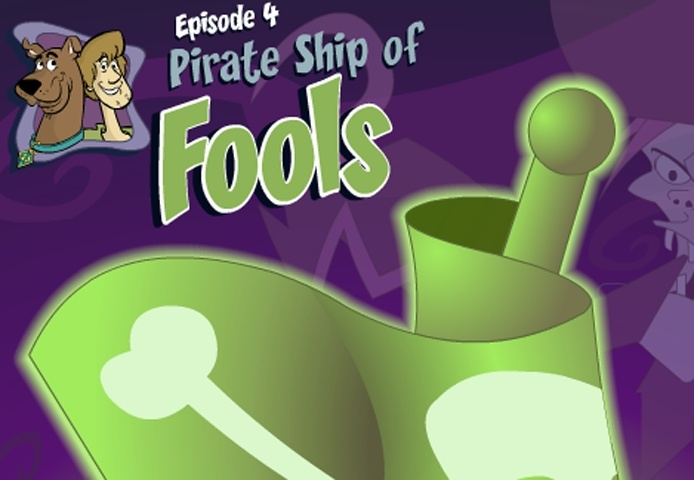 Scooby Doo - Episode 4 - Pirate Ship Of Fools Game - Mystery games