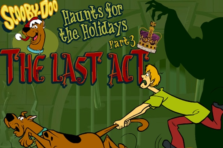 scooby doo haunts for the holidays part 3 the last act
