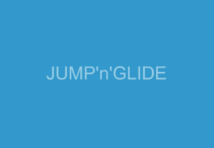 Jump And Glide Game