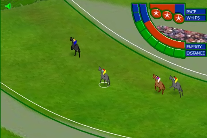 stay the distance horse racing game