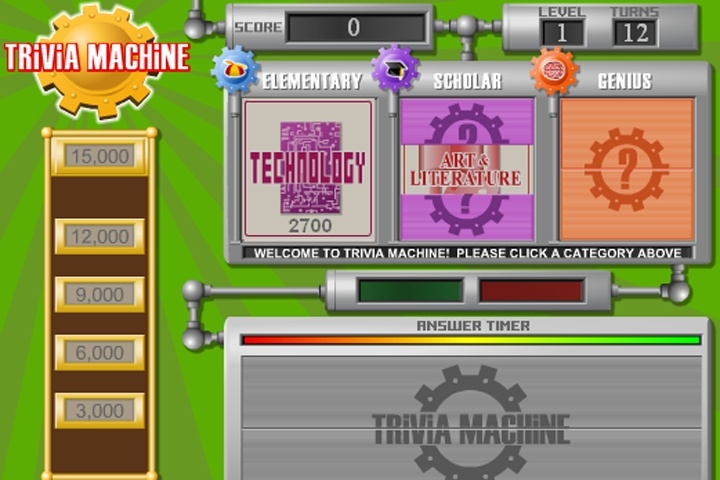 Sport Trivia Games - Play Online Games - Flash Games