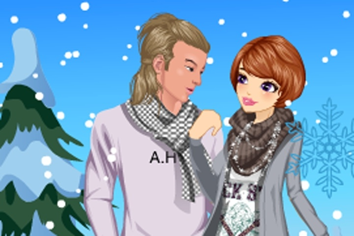 Winter Couple Dating Dress Up Game Couples Dress Up Games Games Loon