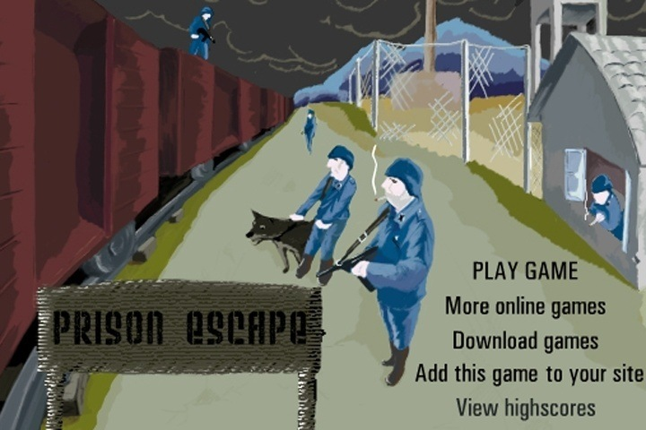 Prison Escape Game Play Free RPG games Games Loon