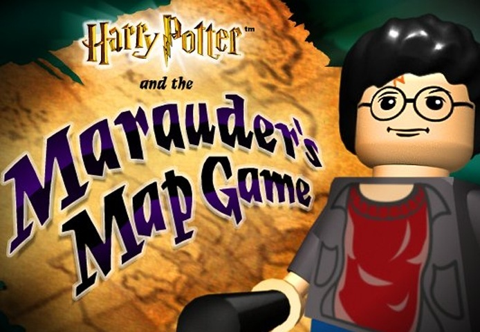 Harry Potter Lego The Marauders Map Game Harry Potter