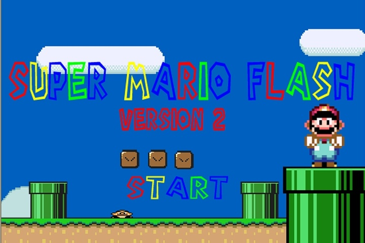Super mario flash 2 - play free online games on alfy.com aliens in the attic 2 games