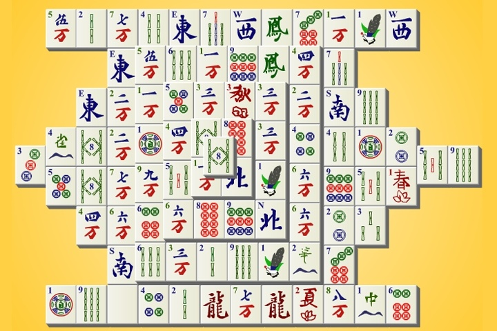 Free mahjong games online