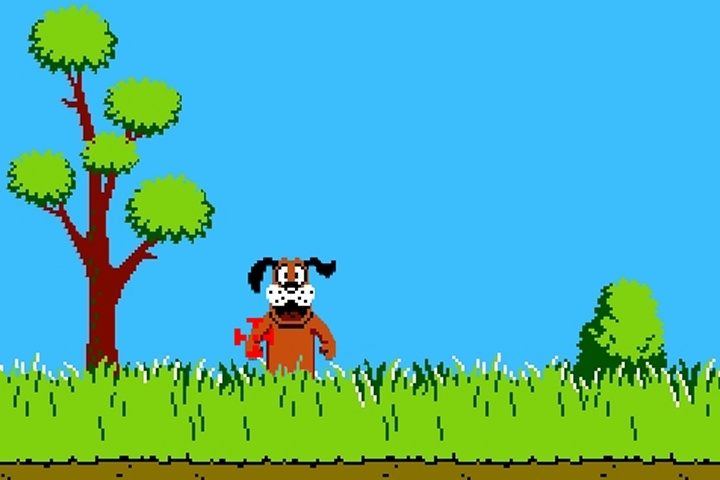 Duck Hunt But You Can Kill The Dog