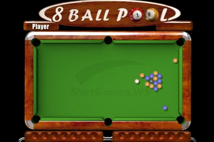8 ball game free online play