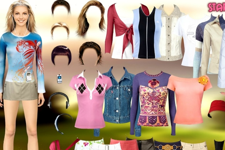 Free Online Fashion Game For Adults