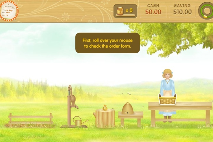 Bee Honey - Free games Jungle - Play free games