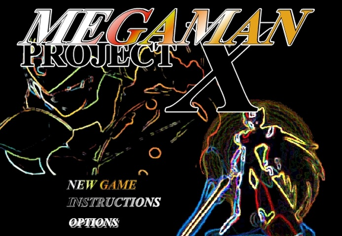 Megaman Project X Game - Megaman games - Games Loon